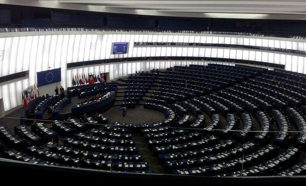 EU-parlamentin täysistunto ei hyväksynyt Strasbourgissa tekijänoikeusuudistusta sellaisenaan.