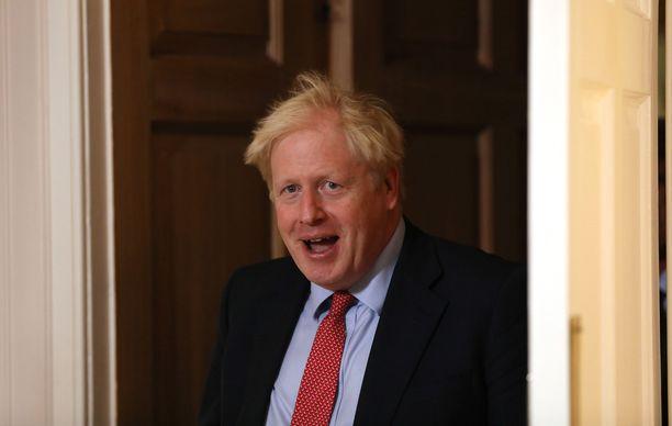 Boris Johnson saattaa alkaa heitellä hiekkaa rattaisiin, jos neuvottelut kariutuvat.