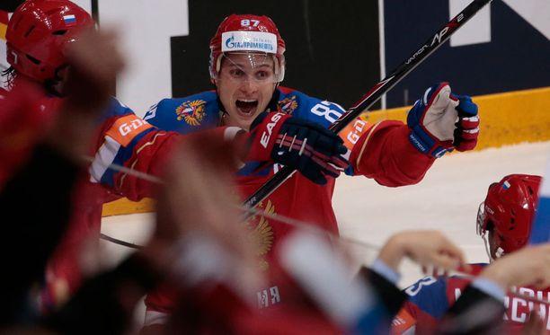 Vadim Shipatshjov on dominoinut MM-turnauksessa.