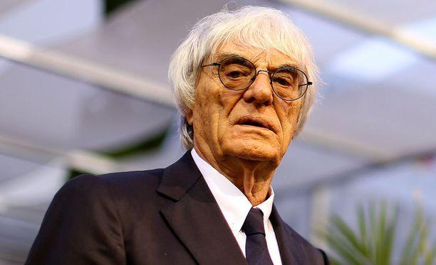 Bernie Ecclestonen mukaan Saksan GP ajetaan ensi kaudella Hockenheimissa.