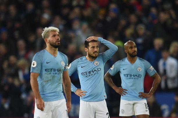 Manchester Citylla on nyt tuumauksen paikka.