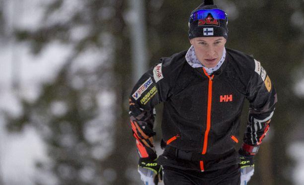 Matti Heikkinen on ollut alkukauden paras suomalaismies maailmancupin kokonaiskilpailussa.