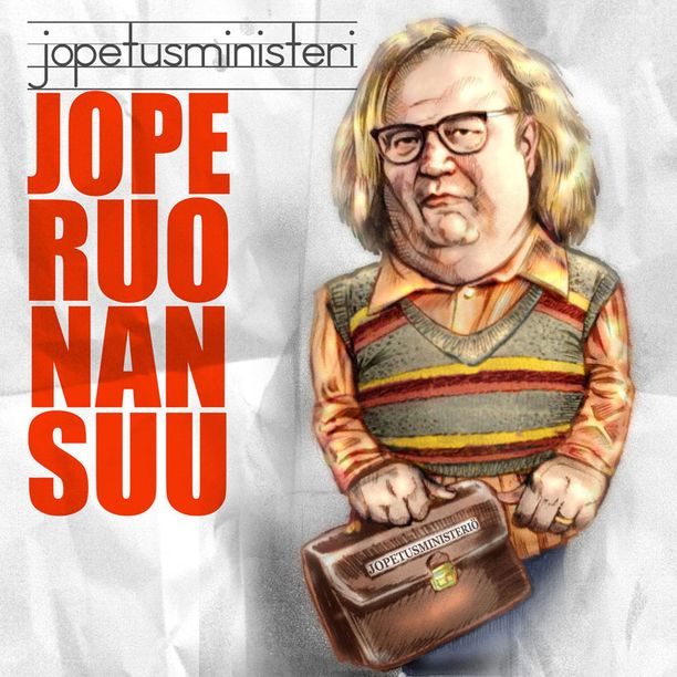 Tomi Putaansuun pyytäminen kannen kuvittajaksi oli levy-yhtiön idea.