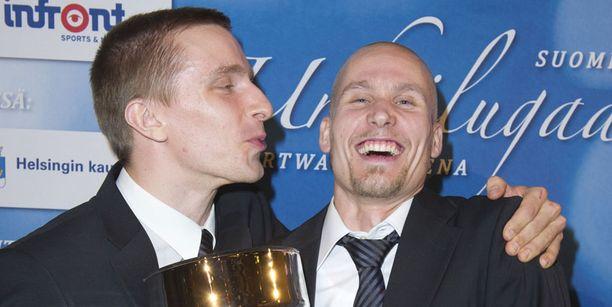 Tero Tiitulla ja Mikael Järvellä oli nälkä.