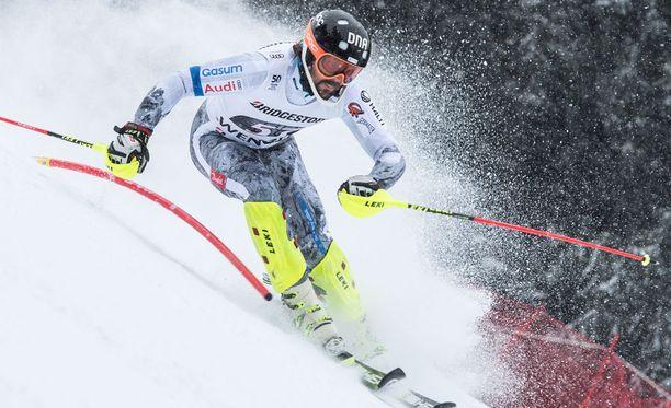 Andreas Romar hävisi voittajalle 2,35 sekuntia.