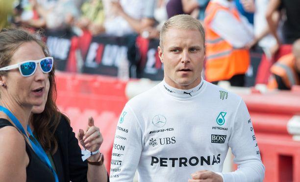 Valtteri Bottas haluaa napata toisen voiton putkeen tulevana viikonloppuna.