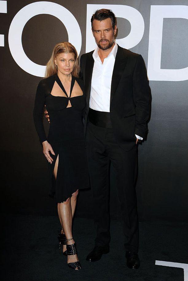 Fergie on kertonyt, että myös Josh Duhamel käy terapiassa.