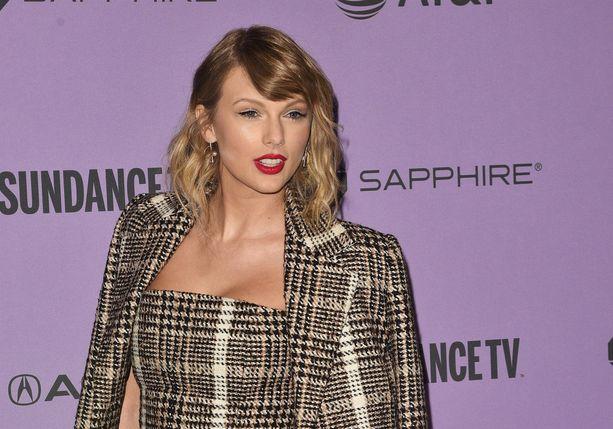 Taylor Swiftin mukaan hänelle ei ole hyväksi nähdä kuvia itsestään päivittäin.
