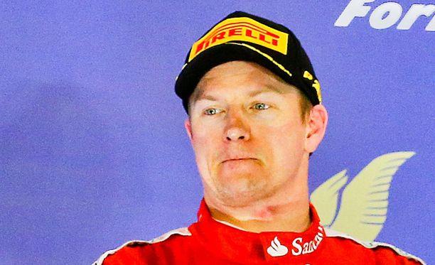 Kanavajätti Sky Sportsin mielestä Kimi Räikkösen ajo Bahrainissa oli kasin arvoinen.