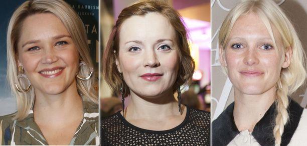Anna-Maija Tuokko, vas., on kommentoinut lyhyesti alastonkuvakohua. - En häpeä mitään, hän on sanonut. Muun muassa Elena Leeve, kesk., ja Laura Birn ovat rikosilmoituksen takana.