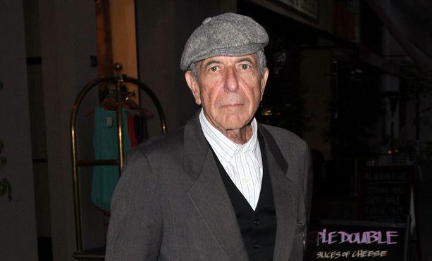 Kanadassa syntynyt Leonard Cohen kuoli eilen 82-vuotiaana Los Angelesissa.