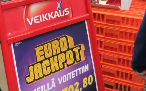 Tässä on Eurojackpotin oikea rivi – Suomeen yksi isompi voitto