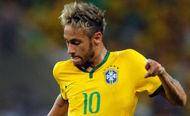 Neymar palaa Brasilian joukkueen pariin ennen lauantain pronssiottelua.