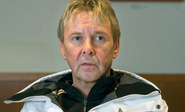 Matti Nykänen tapasi Matti Pullin pitkän tauon jälkeen.