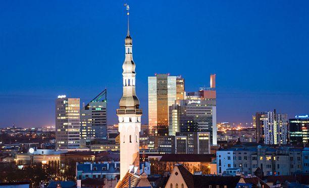 Virolaisyhtiö suunnittelee uutta, nopeampaa yhteyttä Tallinnaan.
