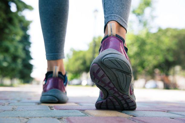Kohtuuttomia ei vaadita: riittävä liikkumistaso oli tutkimuksen mukaan vähintään neljä puolituntista ripeää kävelyä viikossa.