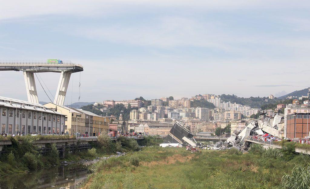 Italian liikenneministeri vaatii sillasta vastanneen yrityksen johtoa eroamaan