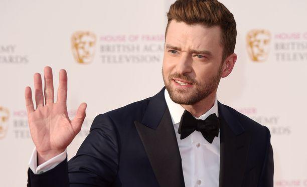 Justin Timberlake on vuosituhannen menestyneimpiä miesartisteja.