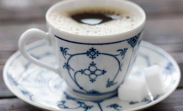 Hyvä kahvihetki on valmis.