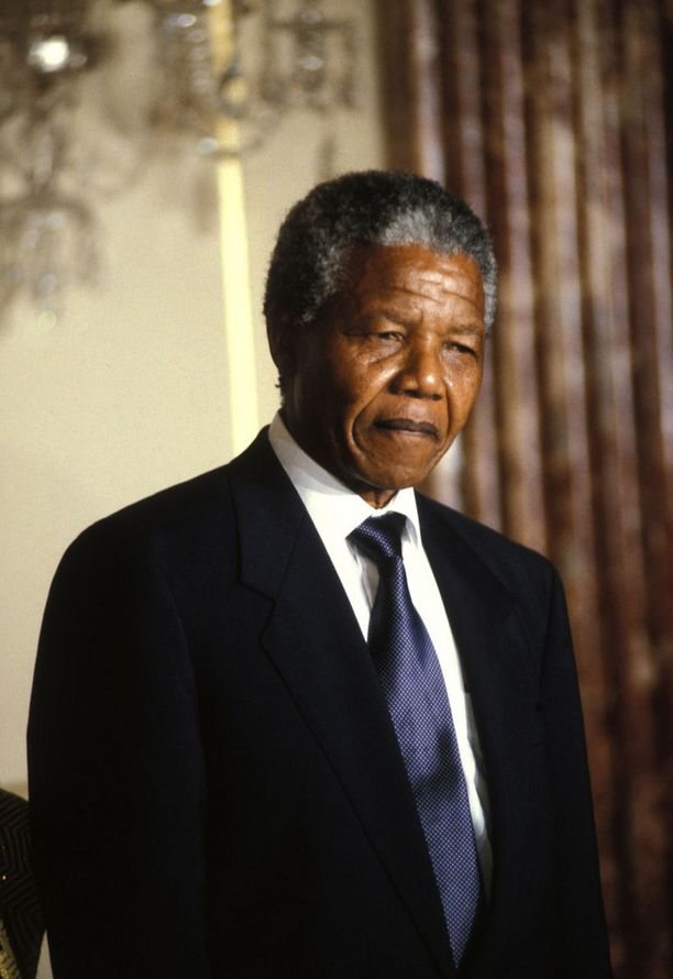 Nelson Mandela 1918-2013.