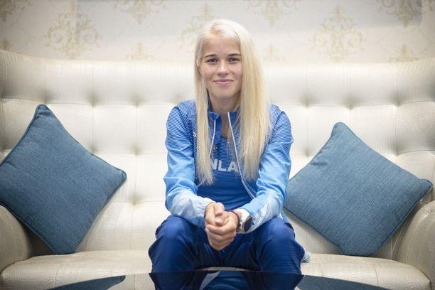 Maraton on Alisa Vainion laji.