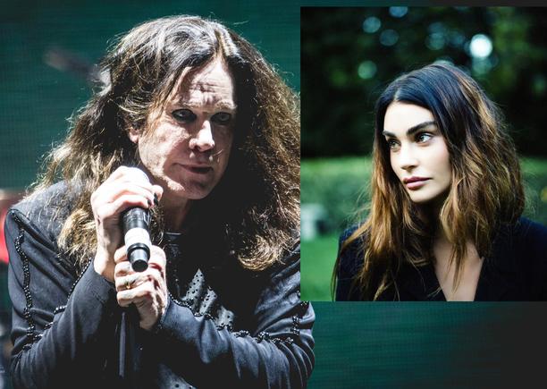 Ozzy Osbournen tytär Aimée julkaisee musiikkia ARO -orkesterin kanssa.