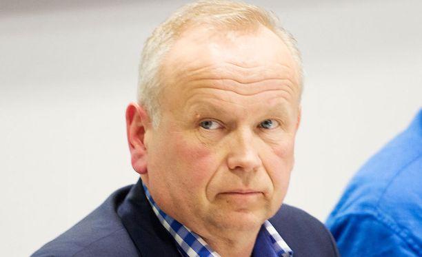 Mika Ollila joutui ryöstäjän telomaksi.