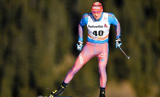Aleksandr Legkovin olympiatulokset mitätöitiin.