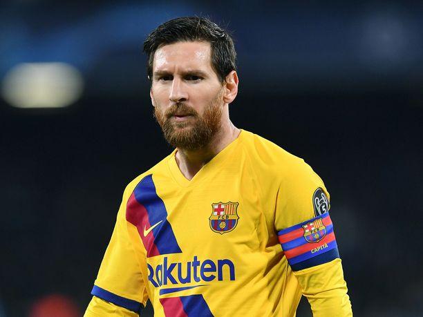Lionel Messi tähdittää tauolta palaavaa La Ligaa.