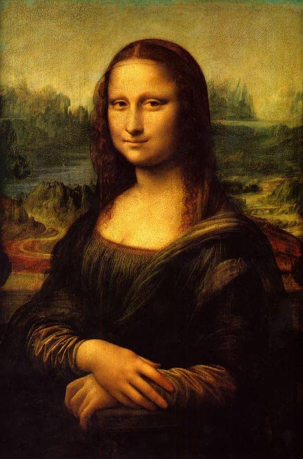 Paljon puhuttu hymy ei olekaan Mona Lisan ainoa arvoitus.