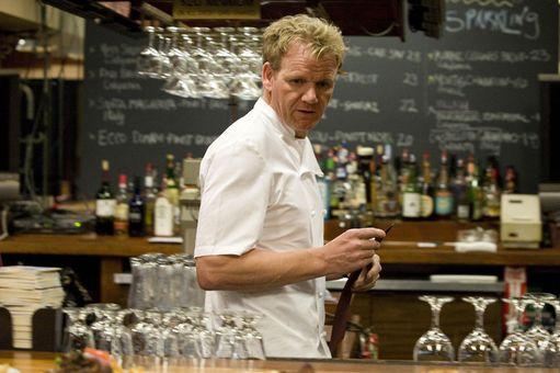 Gordon Ramseyn ravintolat ja ohjelmat ovat lyöneet rahoiksi.