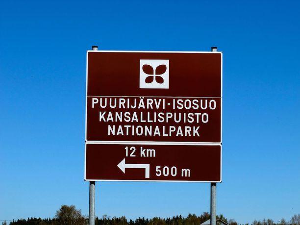 Puurijärven ja Isosuon kansallispuisto on loistava linturetkikohde.