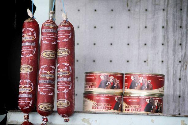 Duuma suunnittelee makkaroiden ja muiden epäterveellisiksi luokiteltavien ruokien mainontakieltoa.