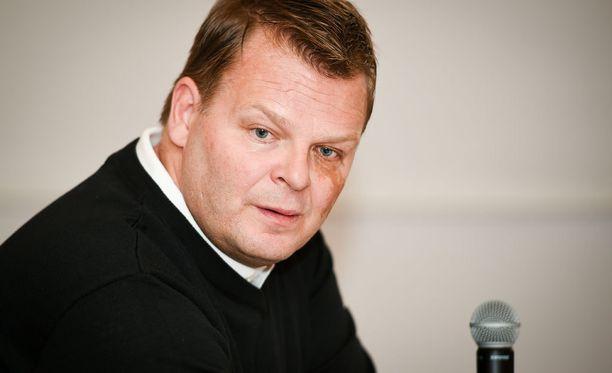 """Marko Jantunen oli Antero Mertarannan mukaan """"aivan viimeisellä rajalla""""."""