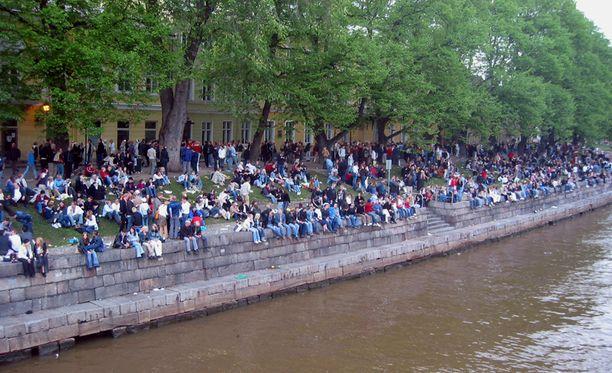Kaupunkifestivaali Down By The Laituri järjestetään Turussa.