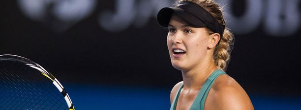 Eugenie Bouchard on ensimmäinen kanadalainen Grand Slam-turnauksen välierissä sitten vuoden 1984 ja ensimmäinen koskaan Australiassa.