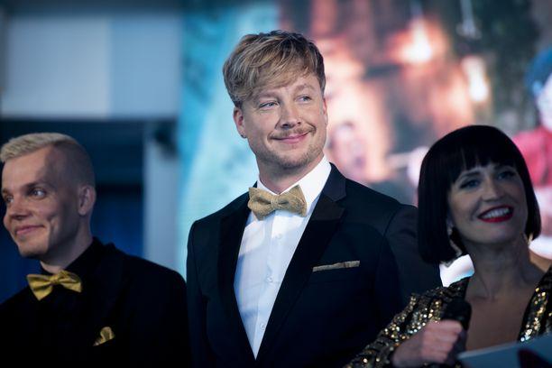 Samu Haber tähditti viime vuonna Vain elämää -ohjelman all stars -kautta.