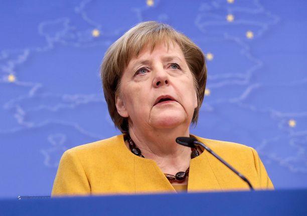Saksalaismedia kertoo Angela Merkelin äidin kuolleen huhtikuun alkupuolella.