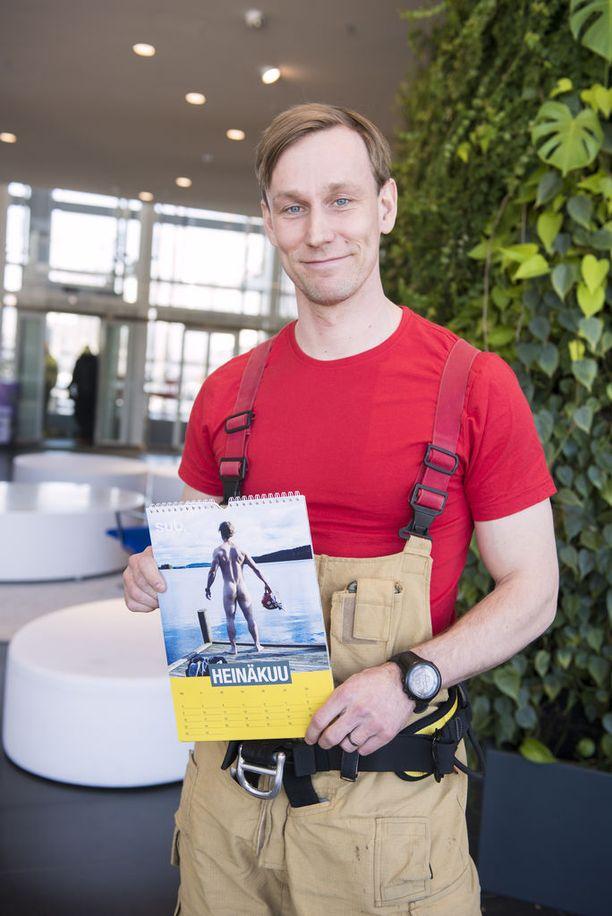 Antti Virtanen on harrastanut pikajuoksua tosissaan ja osallistunut myös Kalevan kisoihin.