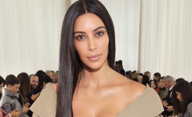Kim Kardashianin kasvot eivät olleet tutut norjalaismiehelle.