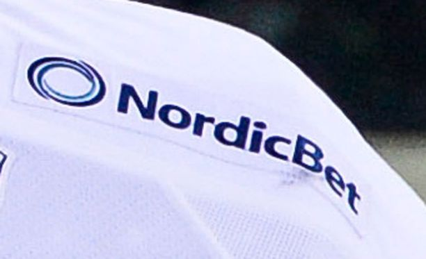 NordicBetin logoa ei näkynyt Jokerien paidassa. Tarkka syy kerrotaan peliyhtiön mukaan myöhemmin.
