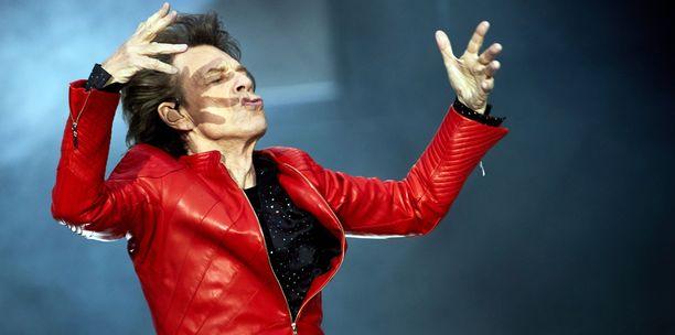 75-vuotiaan Mick Jaggerin terveydentila huolettaa.