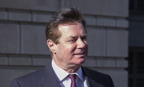 Paul Manafort on yksi Venäjä-tutkinnan kohteista.