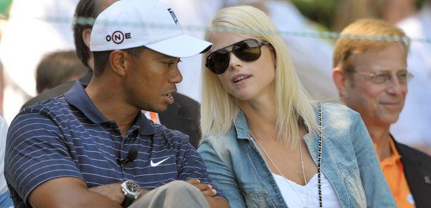 Tiger Woodsin ja Elin Nordegrenin avioliitto päättyi myrskyisästi.