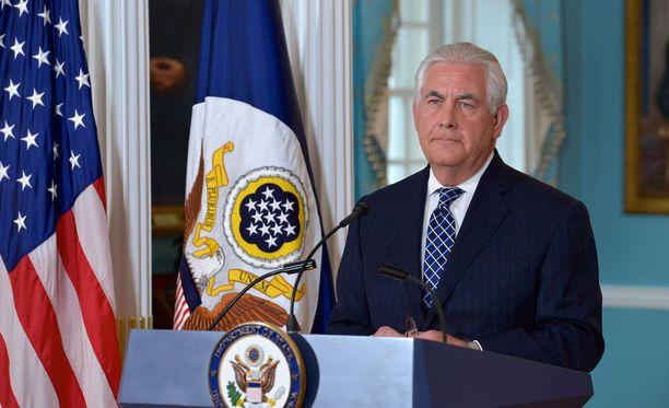 Ulkoministeri Rex Tillerson varoitti Pohjois-Korean mahdollisuudesta tehdä ydinhyökkäys Etelä-Koreaan tai Japaniin.