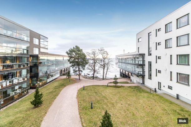Merellinen Lauttasaari kiinnostaa tilastojen perusteella asuntojen etsijöitä eniten.