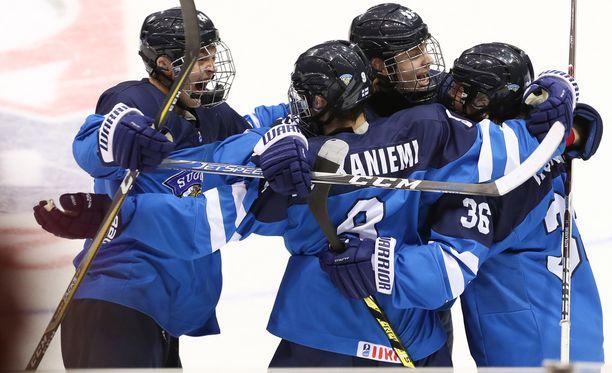 Suomi on alle 18-vuotiaiden jääkiekon maailmanmestari.