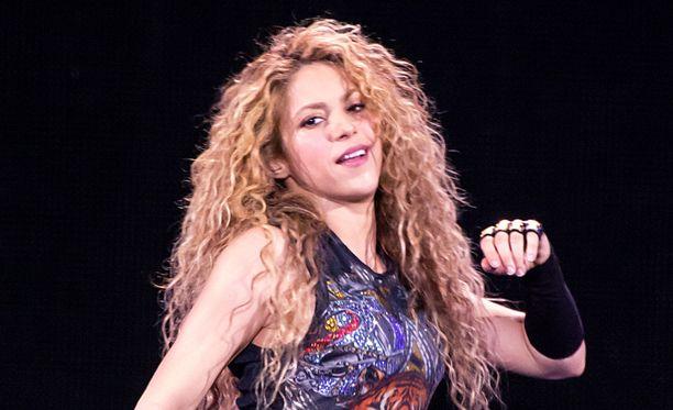 Shakiran kaulakoru vedettiin pois myynnistä.