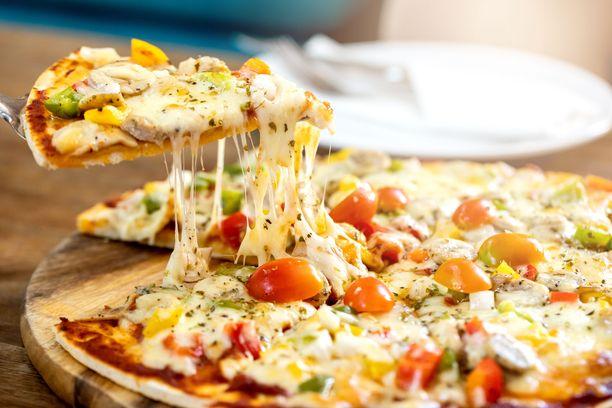 Moni kertoi neljän juuston pizzan olevan täydellinen pohja tuunaamiseen.