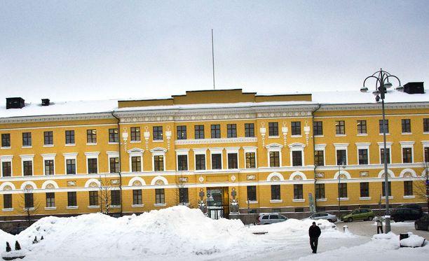 Puolustusministeriö kertoo uudesta puhelinlijasta Venäjän kanssa.